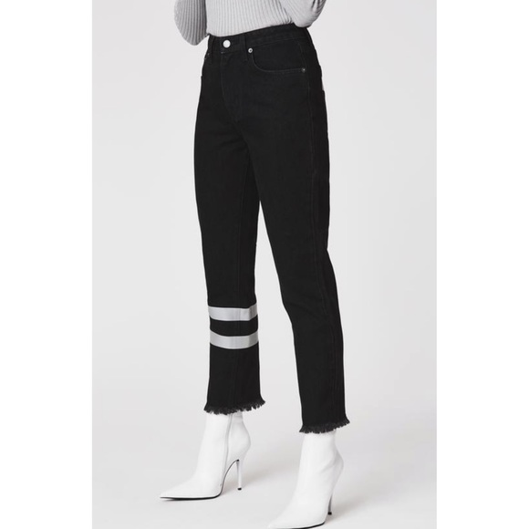 LF Denim - Carmar Black Juliet Jean